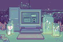 ・pixelart・