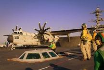 My NAVY PR Gig on the USS Carl Vinson / by Eric Neitzel