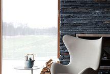 Winter Interior Design-冬季室內設計