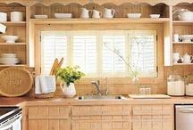 Kitchens / by Shawna Schneider