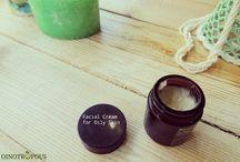 Cosmetics - soaps / Narural cosmetics and soaps