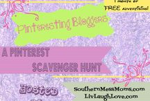 Pinteresting Bloggers