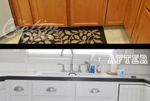 Bord kitchen makeover