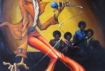 Black Male Body in Art