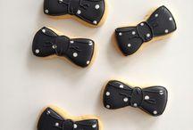 Bow-Tie cookies