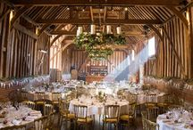 The Great Barn / The Great Barn all dressed up for Weddings and events
