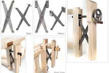 Clamps/woodworking clamps / clamps, woodworking clamps and ideaswith them