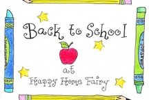 Back to School / by Penny Lane