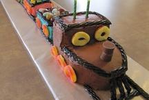 Bday Party Cake Ideas