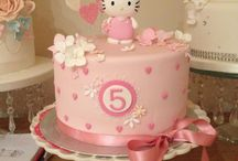 Hello Kitty Torte
