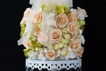 Hazel Wong Cake Design Wedding Cakes