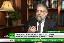 """元CIAエージェントがアルカイダは存在しないと説明"""" を YOUTUBE で見る"""