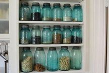 Jars, Jugs and Bowls
