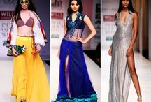 Wills Lifestyle Fashion Week / Fashion On the Ramp we like. Amazing Dresses, Anarkalis and more . Find more at http://www.runwayfashion.in