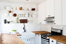 kitchen / by Erin Chisholm