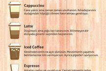 Kahve ve Çay  / Kahve molası, çay saati... Gurme212'de çok daha keyifli...