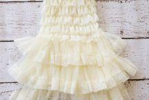 Gracie's Flower Girl Dress / by Wendy Meyer Kalwaitis