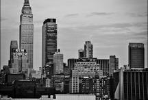 cities / by Virginia Butler