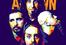 System Of A Down <3