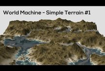 CG Tuts - Terrain/World Machine - 2017