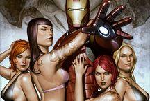 Marvel / Comic Characters