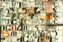 lettering art
