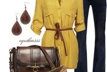 Fall / Winter Wardrobe Wish List