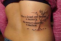 Tattoo me! / by Shelley Loving