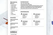 Resumes templates