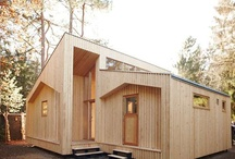 Wooden Villas