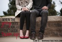"""Team Us: Marriage Together / Quotes and excerpts from the book """"Team Us: Marriage Together"""" by Ashleigh Slater. Also, related articles and posts. http://marriagetogether.com/"""
