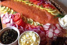 Sea Foods / Receipt of sea foods