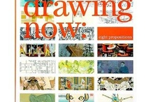 Contemporary Drawing  / Artists featured in Drawing Now: Eight Propositions and Vitamin D: New Perspectives in Drawing / by CCC Library