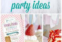 pancakes and pyjamas  party