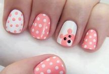 Nails I like <3 / Maybe once...