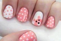 Nails I like <3 / Maybe once...