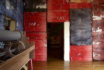 """Michael Beutler """"Knock Knock"""" / Exposition présentée du 29 mars au 9 juin, puis du 25 juin au 1er septembre 2013 au Grand Café de Saint-Nazaire"""