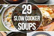 Slow cooker food