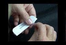 kağıt boncuk örme