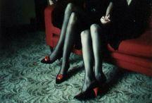 Helmut Newton  / Powerful Women & heightened Femininity / by Eléonore Bully