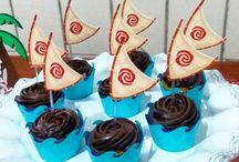Moana/Hawaiian party ideas