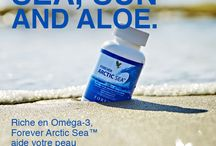 Sea, Sun and Aloe / by Forever Living Products France