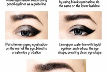 Make up ideas - for all occasions.