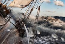 Sailing-sea-boats / All to do with boating, the sea, yachting