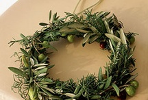 WREATHS / So many wreaths, so few doors! / by Diana Carson