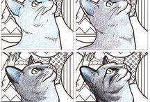 Návody zvířata
