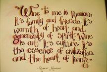 Wine Wisdom / #quotes on #wine