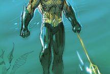 Aquaman / 2nd best super hero