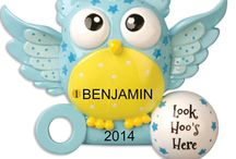 Personalized Ornaments | Animal's