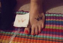 Tattoo  / by Ami Smith